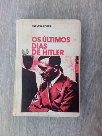 Os Últimos dias de Hitler - Trevor Roper