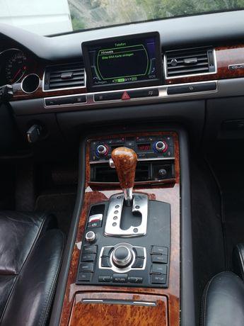 Audi a8 d3 3,7 kompletna przekładka z anglika kokpit lampy maglownica