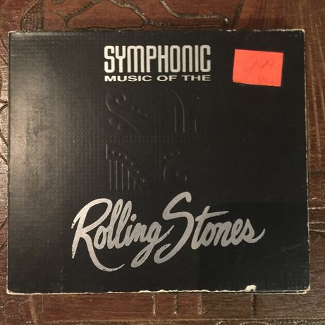 CD Symphonic of the Rolling Stones - Digipack 1994