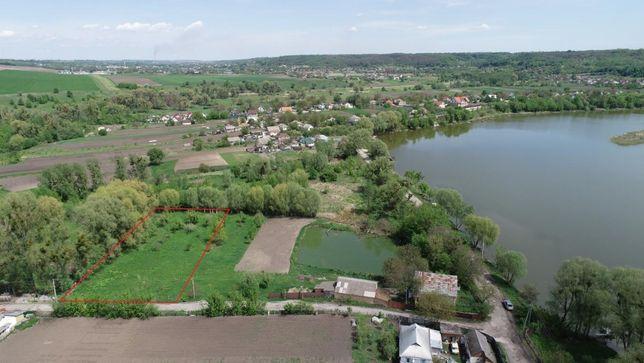 Земельный участок возле воды с. Красная Слободка