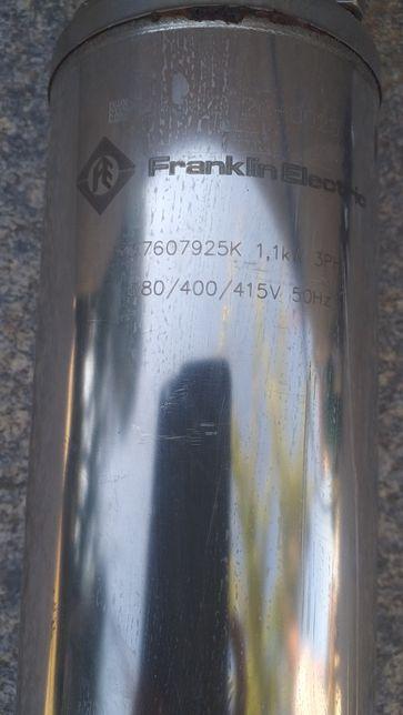 Motor de água Franklin Electric