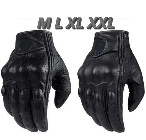 Мотоперчатки ICON кожаные мото перчатки эл. вело велоперчатки