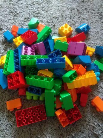 Klocki LEGO duże