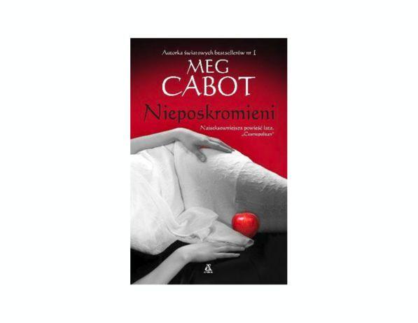 Meg Cabot Nieposkromieni wampiry miłość książka o wampirach romans