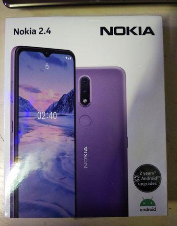 Новый Nokia 2.4.