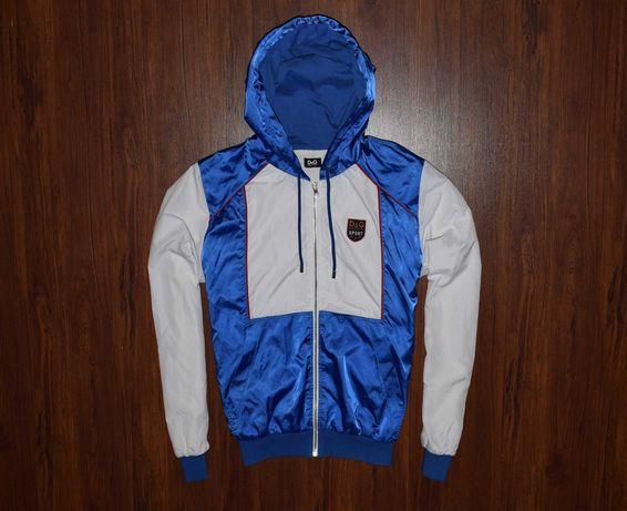 Dolce Gabbana Sport Jacket( Мужская Куртка Ветровка Дольче Габана )