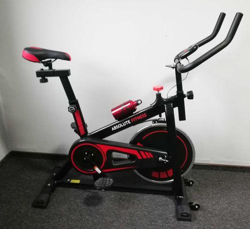 Stacjonarny rower spiningowy, treningowy