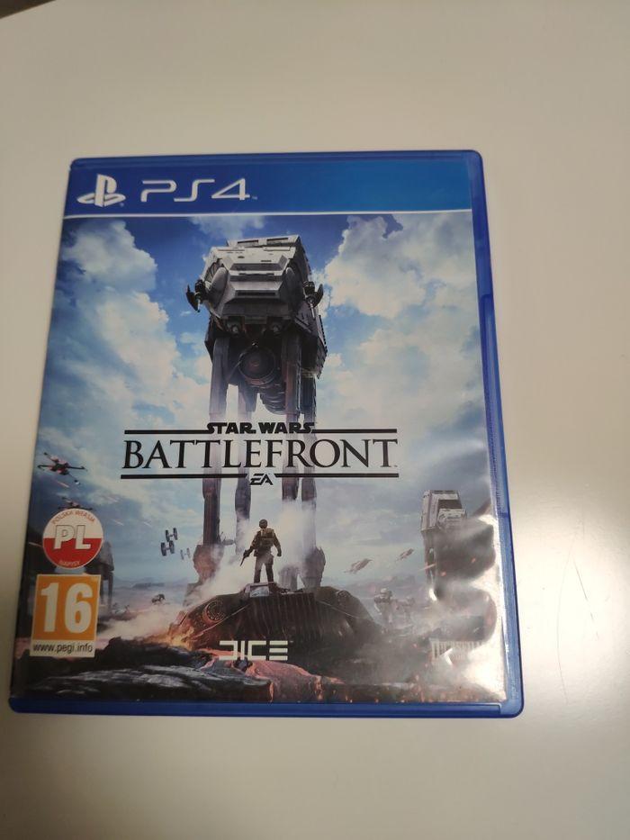 Star Wars Battlefront PS4 Hajnówka - image 1