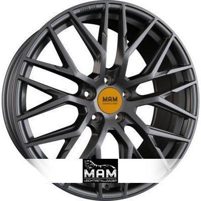 """RSCAR"" - Felgi MAM RS4 18"" 5x108 Ford, Peugeot, Citroen"