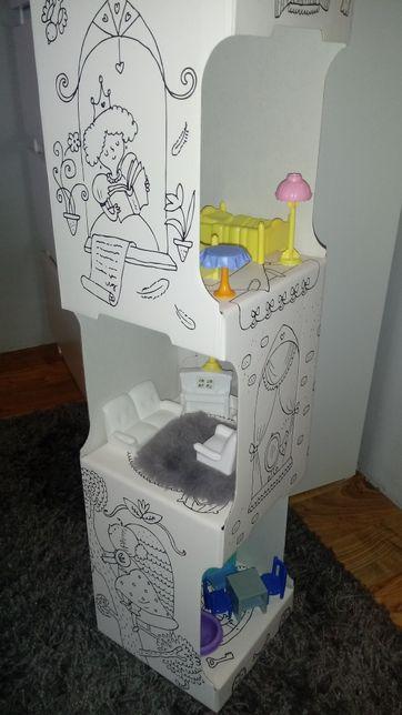 Domek z mebelkami dla LOL pet shop Evi