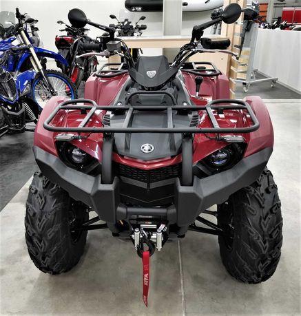 Nowy Quad Yamaha KODIAK 4x4*HOMOLOGACJA*dostępny od ręki*Dealer GD*