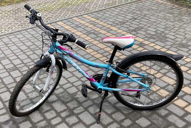 Rower Kellys Kiter 30 - dziecięcy koła 24 cale