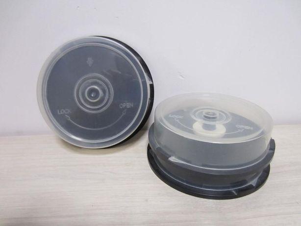 Коробки для дисков круглые