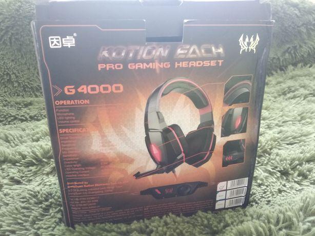 Комп'ютерні навушники KOTION Each G4000