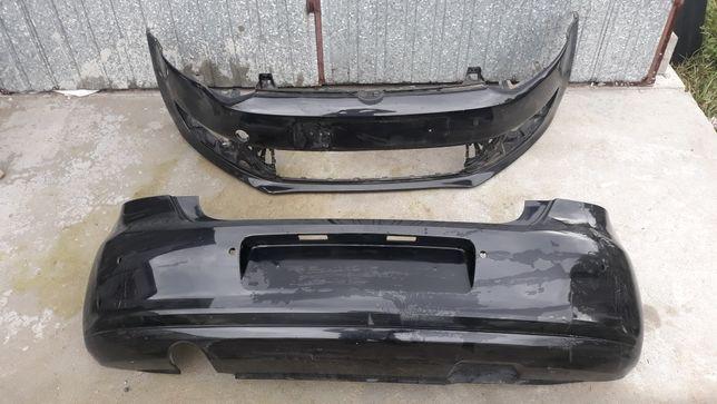 Zderzaki przód tył VW Polo V 6R przedni tylny PDC ORYGINAŁ