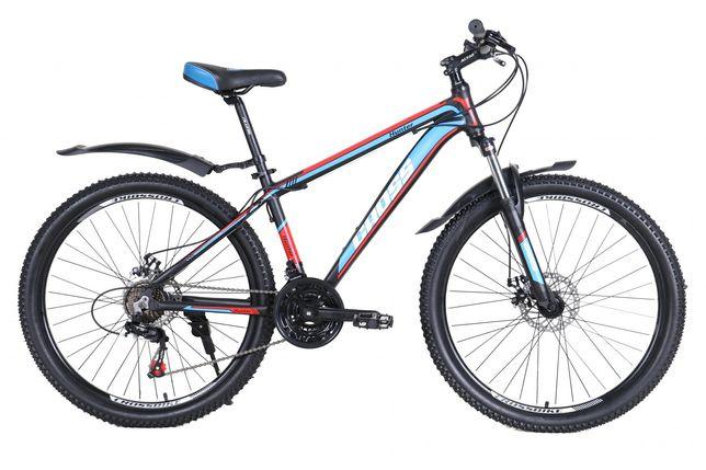 Велосипед кросс Хантер 24 алюминий mtb