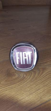Fiat punto evo elektryczny emblemat klapy tylnej