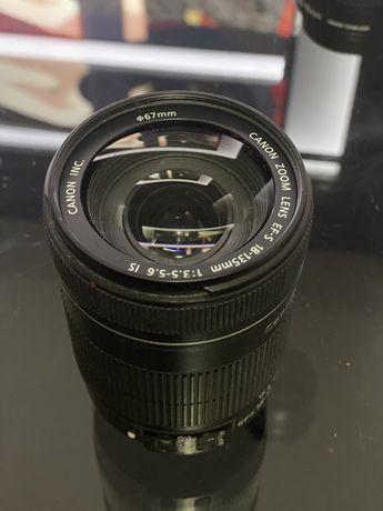 Obiektyw Canon 18-135mm f3.5-5.6 IS