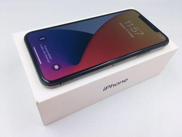 iPhone X 64GB SPACE GRAY • NOWA bateria • GW 1 MSC • AppleCentrum
