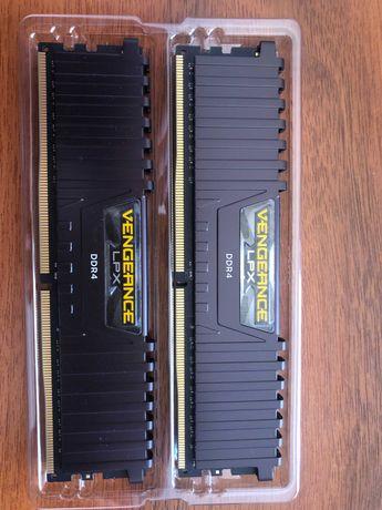Оперативная память 2 * 8GB CORSAIR VENGEANCE LPX 3200MHz