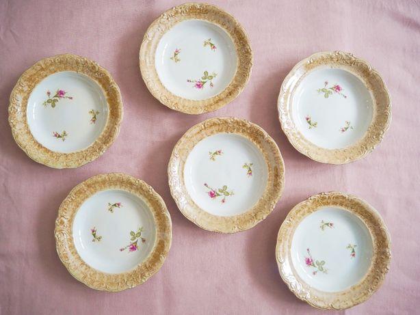 Serwis obiadowy zastawa porcelana Wawel
