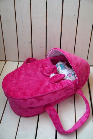 На подарок! Плюшевая люлька сумка-переноска для Беби борн Baby Born