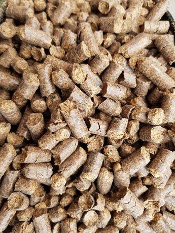 Młóto browarniane granulowane suszone-NON GMO.Dostawa min. tona.