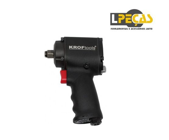 PROMO - Pistola/ Maquina Impacto Pneumatica 1/2 Pol - 1302nm