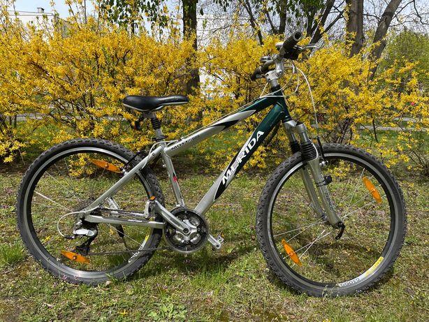 rower Merida Matts Slick Rock, 26'', Alu, hydraulika, osprzęt