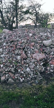 Kamień polny, różny rodzaj