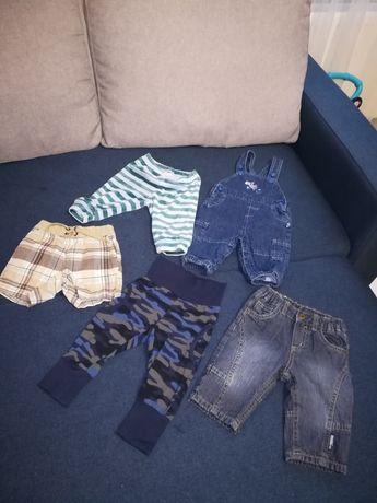 Джинсы, штаны, шорты для мальчика 3-6 месяцев