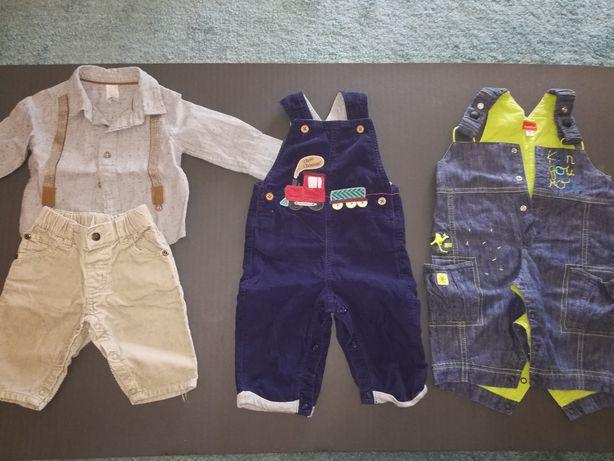 Lote roupa bebé menino 3-6 meses