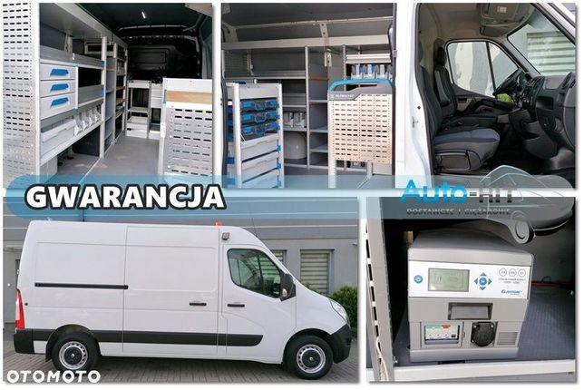 Renault Master  /Movano L2H2 Klima Kamera Warsztat Sortimo 136KM *Gwarancja