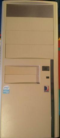 Системный блок Intel Quad Q9650 (4 ядра)4Gb DDR3, SSD 240Gb, Windows10