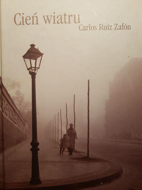 Książka - Cien wiatru. Zafon