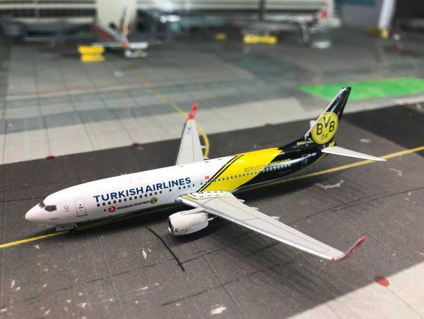 Boeing 737-800 Turkish Airlines (BVD) 1/400