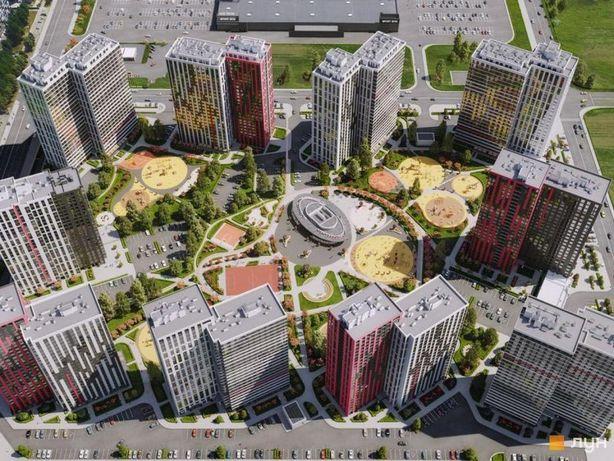 ЖК Варшавский квартал +, 2 к. кв. 72 кв.м.