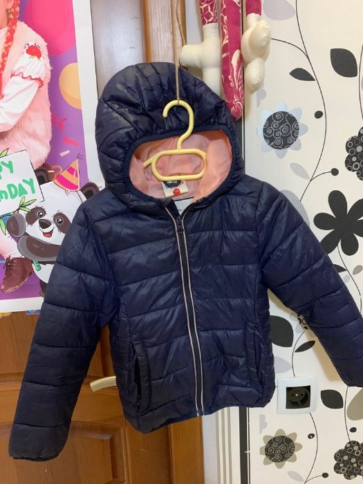 Стильная демисезонная куртка Toppolino для девочки Харьков - изображение 1
