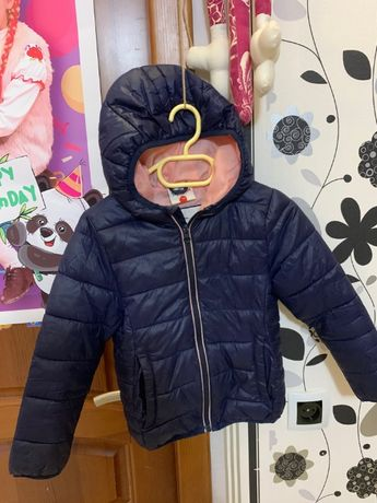 Стильная демисезонная куртка Toppolino для девочки