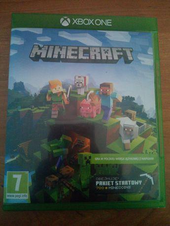 Sprzedam lub Zamienię Minecraft Xbox one