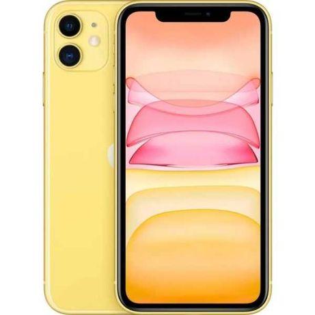 IPhone 11 64GB Amarelo - Usado - LOJA