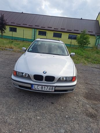 BMW E39 Benzyna (Możliwa zamiana)