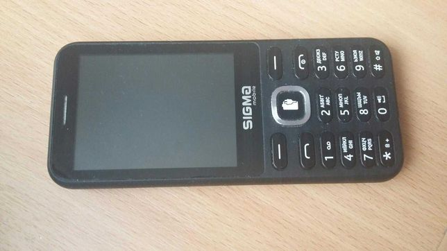 Телефон Sigma новий