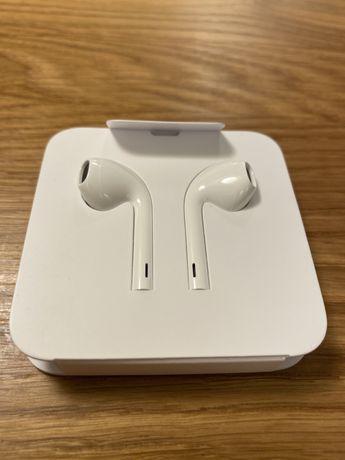 Słuchawki Apple Earpods ze złączem Lighting W-Wa Polecam!
