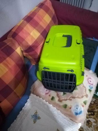 Transportadora para gato