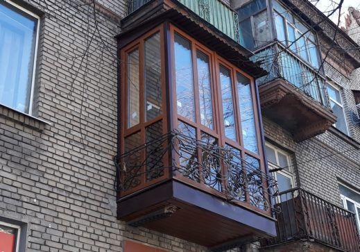 Рассрочка 0% на 3 мес. Балкон под ключ.Недорого.Качественно.Скидки.