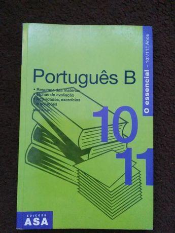 O essencial - Português B 10º 11º Ano - Edições ASA