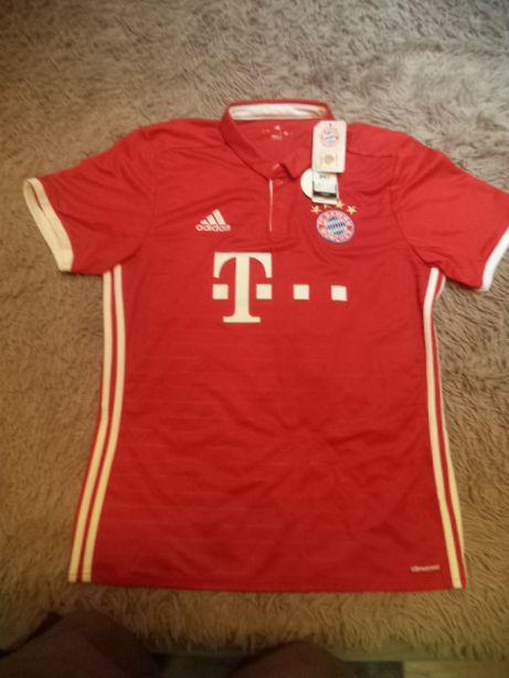 Koszulka polo Adidas Bayern Munchen L