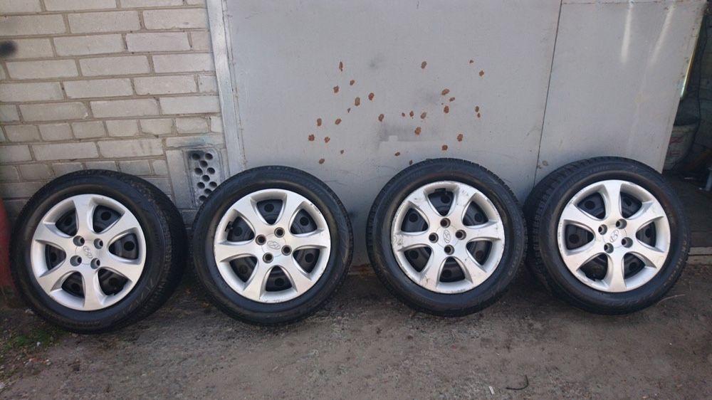 Автомобильная шина для Hyundai Accent Софиевская Борщаговка - изображение 1