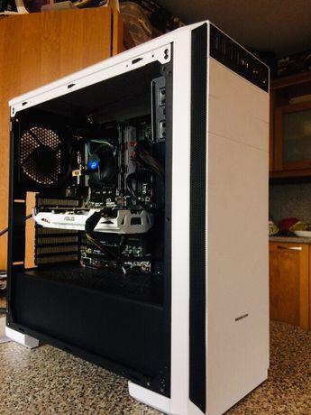 Komputer i5 6600k GTX 1070, 16GB RAM, SSD, CS GO, PUGB